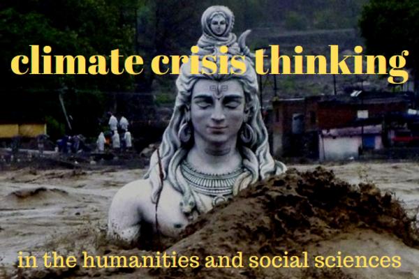 climate crisis logo